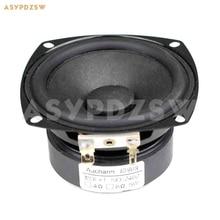 2 PCS Aucharm 3F-1 HIFI Audiophile 3 inch 5W/8 ohm Full frequency speaker driver unit Carbon fiber mica cone
