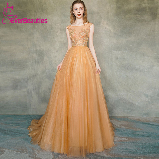 47891b60b8369 Abiye Gece Elbisesi Luxury Evening Dress Long Tulle Lace Formal Party Dress  Abendkleider 2019 Robe De Soiree