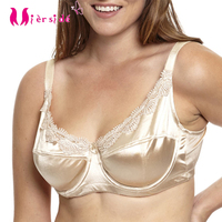 2015 Free Shipping Women Bra Popular Embroidery Underwear For 38C 36D 36DD 46DD 3 Color