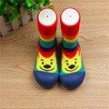Toddler ShoesBaby Socks With Rubber Soles  BottomRubber Footwear Dimensional Cartoon Baby  Home Floor Socks WsX9341