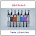 2pc Vaporizer Mini Protank vaporizer 2.0ml Mini Pro tank Clearomizer for Electronic Cigarette Ecigarette Kit vs protank 3 iii