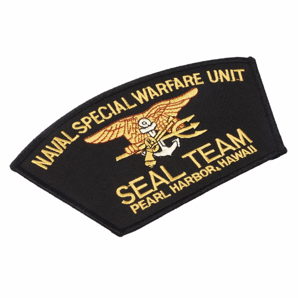 US NAVAL SPECIAL WARFARE UNIT SEAL TEAM PEARL HARBOR HAWAII PATCH 32264