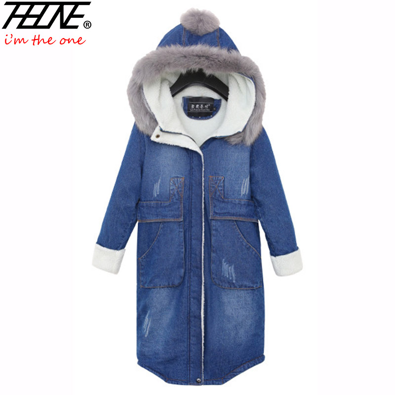 Popular Denim Jacket Fur Hood-Buy Cheap Denim Jacket Fur Hood lots