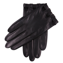Genuien Leather Woman Gloves Spring Autumn Thin Style Unlined Driving Fashion Touchscreen Sheepskin Female L17047-9