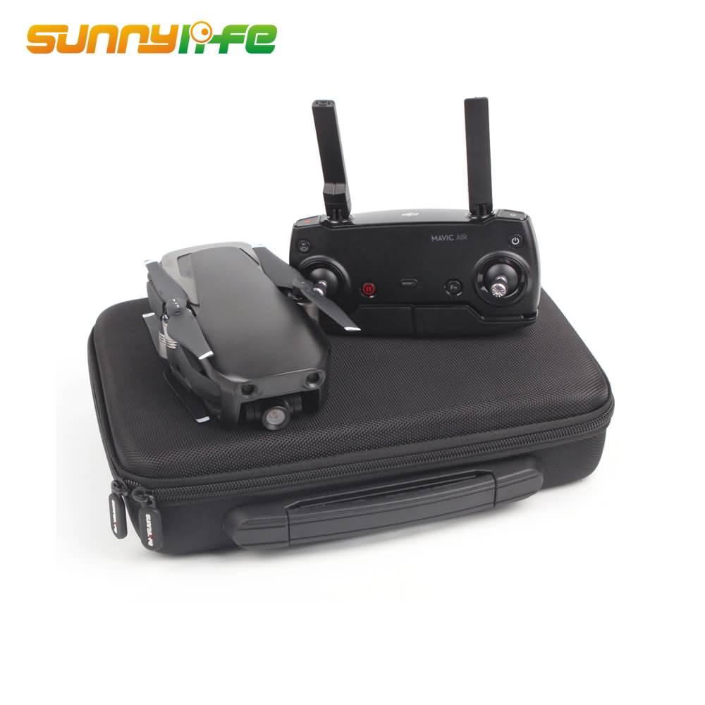 Sunnylife Storage Bag Portable Carrying Case Handbag for DJI MAVIC AIR Drone