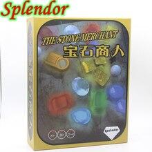 Neu Kommen Kunststoff Chips Pracht Brettspiel Für 2-4 Player Familie Freizeit Puzzle Spiel indoor-spiel
