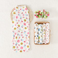 100% Cotton Baby Sleeping Bag Animal Printed Baby Sleep Sack baby stroller sleeping bag swaddle blanket
