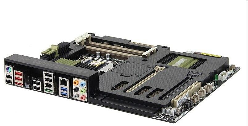 Оригинальный материнская плата Asus Sabertooth P67 LGA 1155 DDR3 32 ГБ для i3 i5 i7 P67 Desktop motherborad Бесплатная доставка