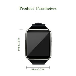 Image 5 - Câmera do Relógio inteligente M6 Muçulmano o Tempo Lembrando Lbs Local de Peregrinação Smartwatch relógio de Pulso Suporte Sim Card Tf