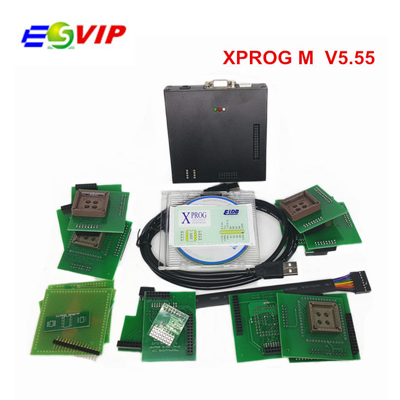 Xprog M 5.8.4 XPROG-M Box 5.8.4 Xprog ECU Programmer with USB Dongle Xprog M 5.84 Support Latest BMW CAS4 programming