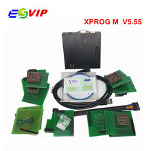 2016 Top Rated XPROG V5 55 Metal Programmer ECU Chip Turning Tool Free Shipping