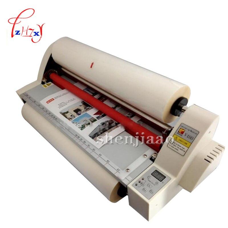 17,5 V480 бумаги ламинатор студентов карты, карты работника офиса файл ламинатор фото ламинатор 110 v/220 v 1 pc