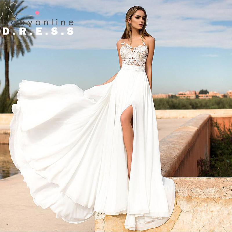 Beautiful Beach Wedding Dresses 2017 Images - Styles & Ideas 2018 ...