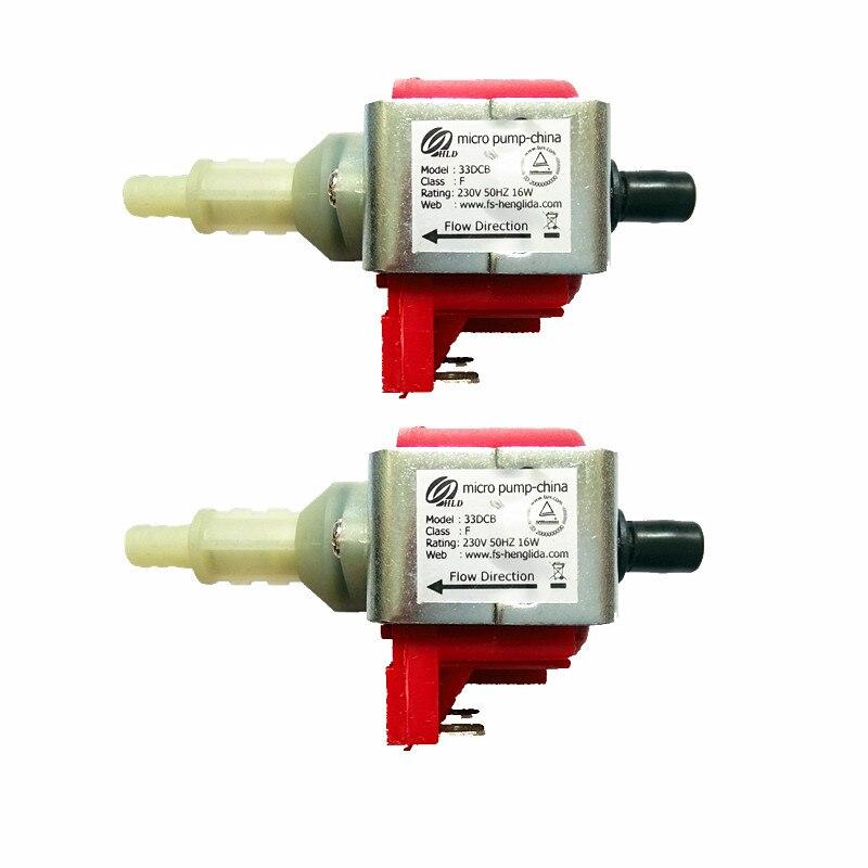 33DCB F classe 230 V 50 HZ 16 W pompe Micro-électromagnétique fabriquée en chine