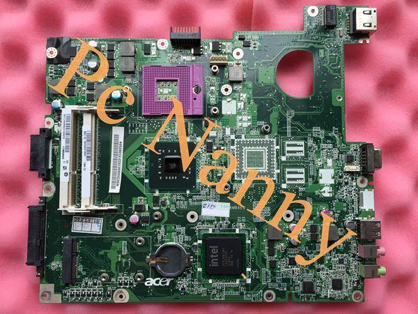 100% Probado Original MBEDU06001 DA0ZR6MB6E0 Placa Madre Del Ordenador Portátil para ACER EXTENSA 5235 Placa base intel GL40 DDR3 de Alta calidad
