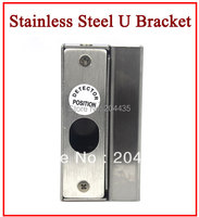 5YOA Stainless Steel U Bracket for Electric Bolt Lock door   Access     Control   System