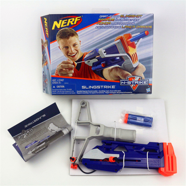 Nerf N-Strike Elite Series Gun Toys Soft Dart Blaster Pistol