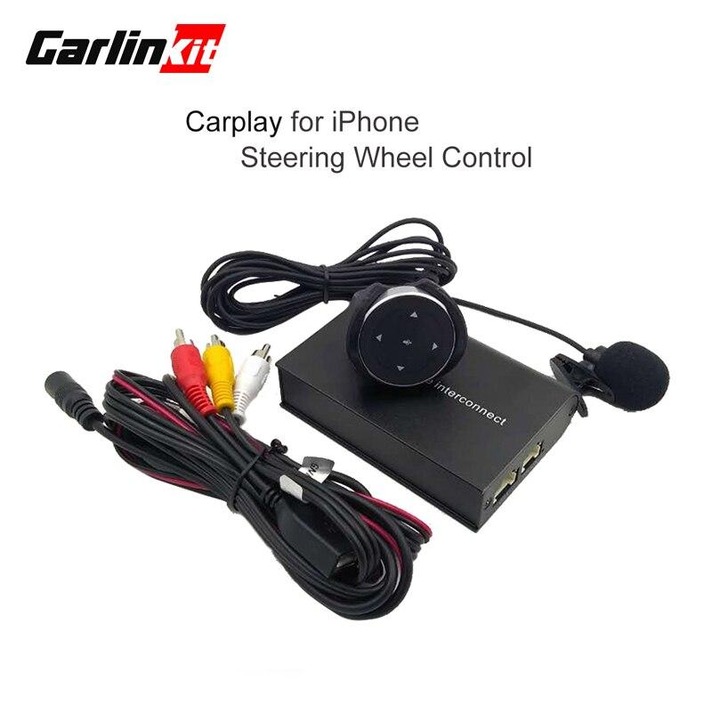 Все 2din 1din Автомобильный Carlinke carplay коробка рулевое колесо apple carplay android автомобильный зеркальный ящик Мультимедиа gps навигационный плеер