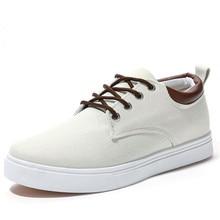 Nouveau printemps toile chaussures hommes ascenseur chaussures casual chaussures respirant hommes de mode de marque chaussures