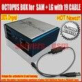 Últimas original de octopus box activada completo con optimus juego de cables para lg y para samsung para liberar y flashear y reparación nueva actualización para S5