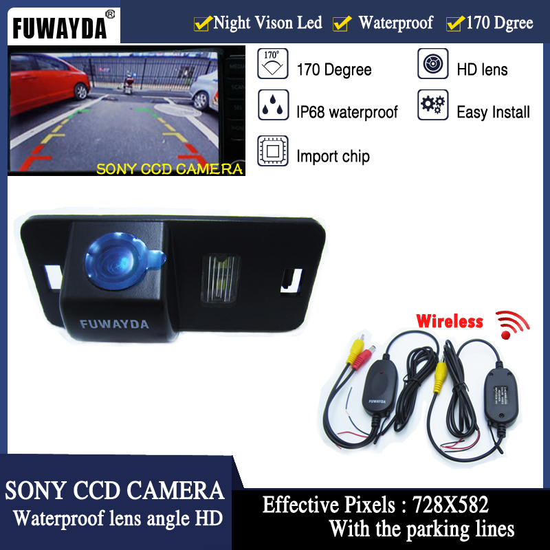 CCD HD Rear Parking Backup Camera For BMW 1//3//5 X3 X5 X6 E39 E53 E82 E88 E90 M3