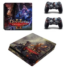 Game Divinity Original Sin 2 PS4 Slim Skin Sticker