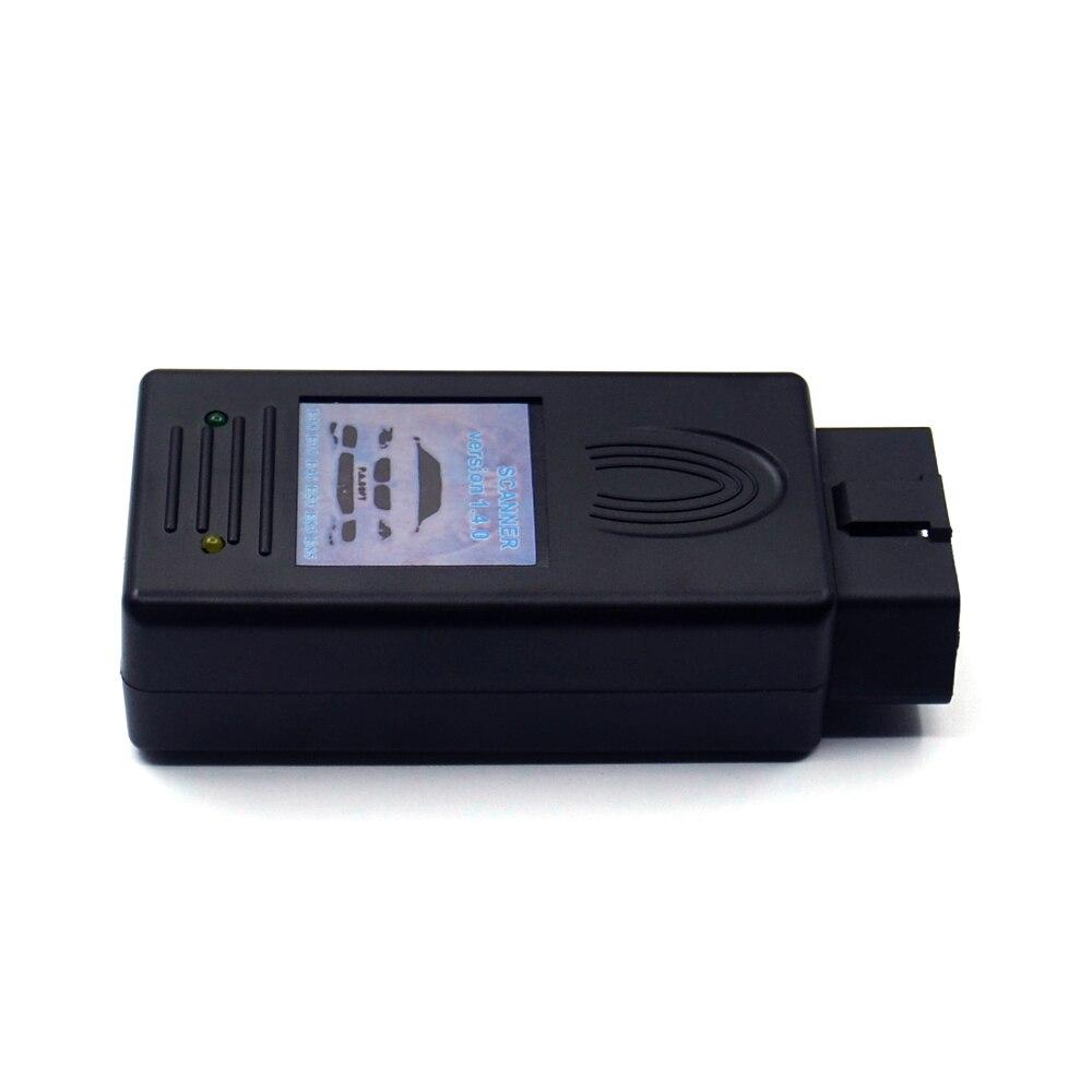 For BMW SCANNER 1.4.0 Diagnostic Scanner OBD2 Code Reader For BMW 1.4 USB Diagnostic Interface Unlock Version A++ Chip
