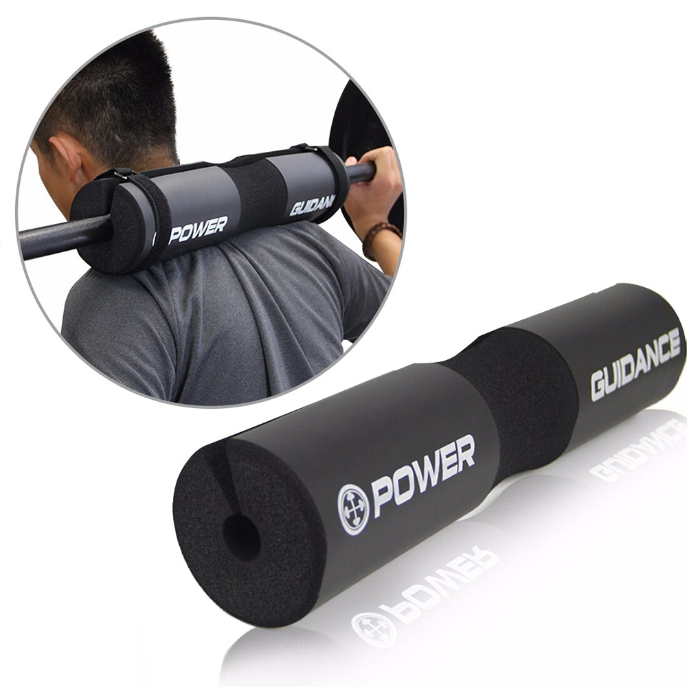 Barbell Squat Pad Neck Shoulder Back Protector Light Weight Lifting Cushion Barbell Support Tool Braces & Supports Tools