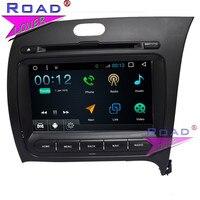 TOPNAVI Android 7.1 1G+16GB Quad Core Car DVD Player Multimedia Video For Kia K3/Cerato GPS Navigation 2 Din Automagnitol BT MP4