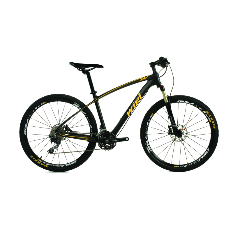 WIEL W6 30 Speed Carbon Fiber MTB Mountain 27.5 Bike Ultralight  Bicycle Cycle SHIMANO M6000 Derailleur Dual Air Suspension Fork