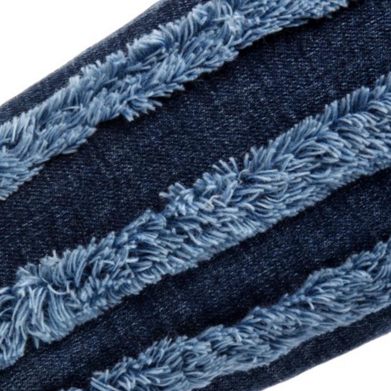 WKOUD Corea Skinny Jeans Mujer Pantalones calientes del invierno pantalones  vaqueros sólidos Slim Mediados de cintura be52a46d18b1