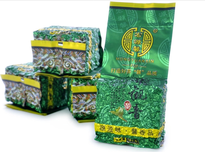2016 New Chinese O0long tea 125g AnXi tieguanyin tea tie guan yin Natural Organic Health Green