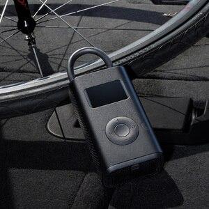 Image 4 - Портативный Умный Цифровой датчик давления в шинах Xiaomi Mijia, Электрический автомобильный насос для накачки шин, велосипедов, мотоциклов, автомобилей, футбольных мячей