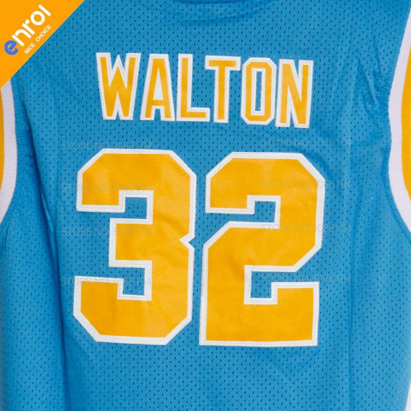 753d81a4a181 Retro Cheap Red Giant Bill Walton Basketball Jersey 32  UCLA College  Throwback High Quality Stitched Embroidery Shirts For Men-in Basketball  Jerseys from ...