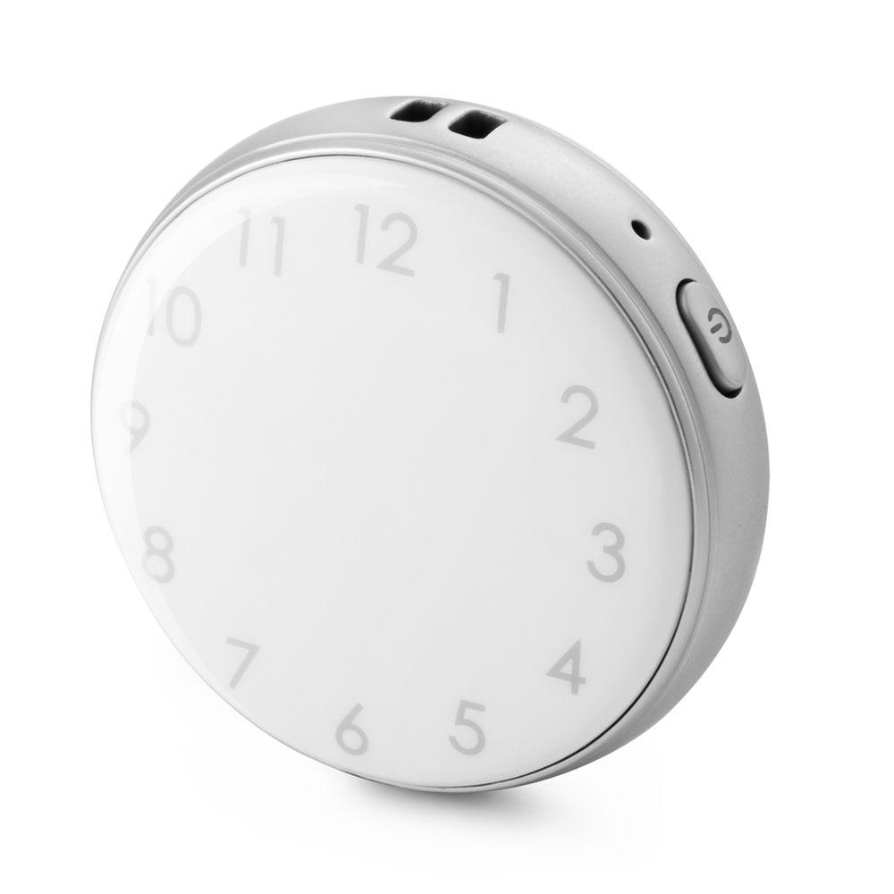 Przenośny mini kieszonkowy zegarek dzieci GPS Tracker Wisiorek - Elektronika Samochodowa - Zdjęcie 3