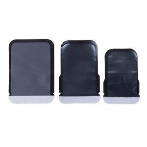 100Pcs/Bag Dental Consumables Materials Dental Barrier Envelopes Dental Bags For X-ray Film 0# 1# 2# X-ray Film Bags(China)