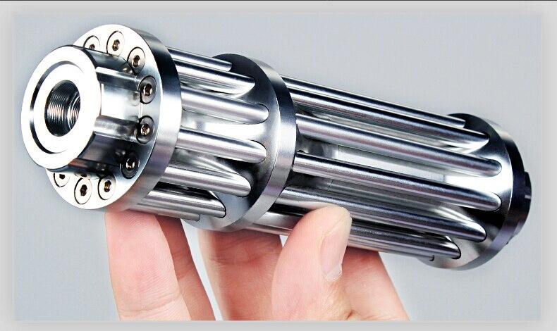 Mais Poderoso ponteiro laser verde 100 W 100000 m 532nm Feixe de Lazer Militar Queima Foco Lasers Verdes queimar jogo preto balão pop