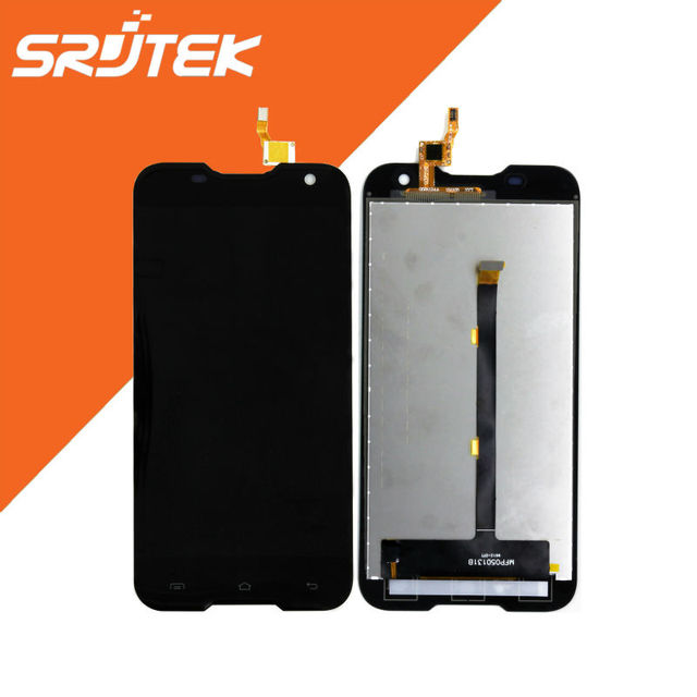 For Blackview BV5000 LCD Display Touch Screen For Blackview BV5000 LCD Screen Digitizer Assembly Free Shipping
