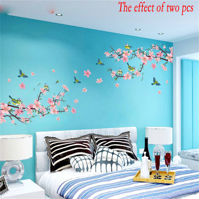 Sakura Wall Sticker 1 pc 6