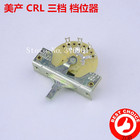 [SA] US production CRL original TL original electric guitar gear is third gear shift dial switch --2pcs/lot