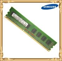 Samsung Desktop Memory Original DDR3 2GB 4GB 1066MHz 2G PC3 8500U PC RAM 1066 8500