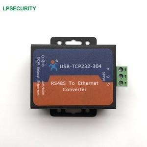 Image 2 - Servidor de dispositivo serie DC 4,7 ~ 7 V RS485 a Ethernet TCP/IP Lan convertidor USR TCP232 304