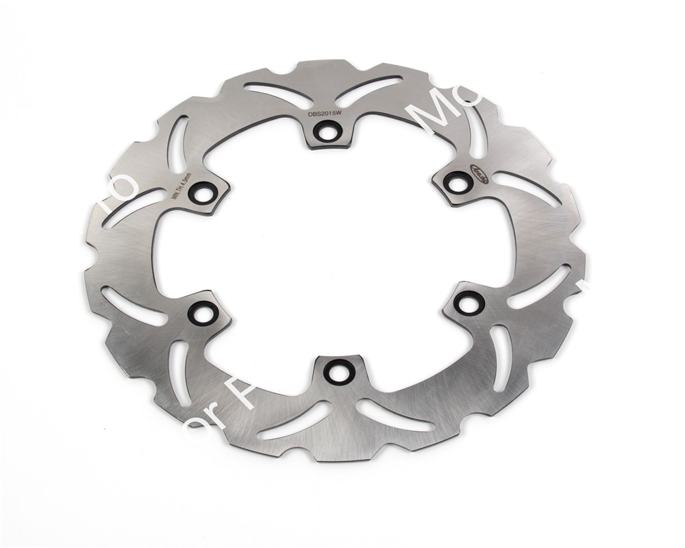 1 PCS FOR HONDA CBR R 125 2003 2004 2005 2006 2007 2008 2009 2010 2011 Motorcycle Front Brake Disc brake disk brake Rotor 2x front brake rotors disc braking disk for moto guzzi breva griso 850 2006 california 1100 ev 1996 2000 griso 1200 8v 2007 2011