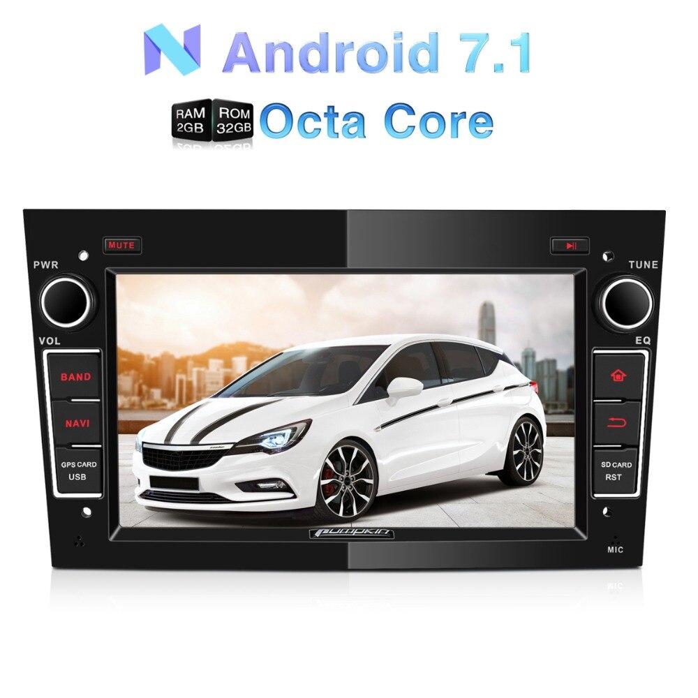 pumpkin 2 din android 7 1 car multimedia no dvd player gps. Black Bedroom Furniture Sets. Home Design Ideas