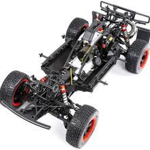 1/5 весы рофан Rovan BAJA 5B 5SC 32CC 2T бензиновый двигатель с симметричный рулевое управление 2WD на радиоуправлении