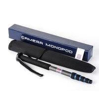 Manbily C222 Carbon Fibre Monopod Portable Standard For Travelling Gitzo Manfrotto Benro Sirui DSLR Outdoor Shooting Tripod
