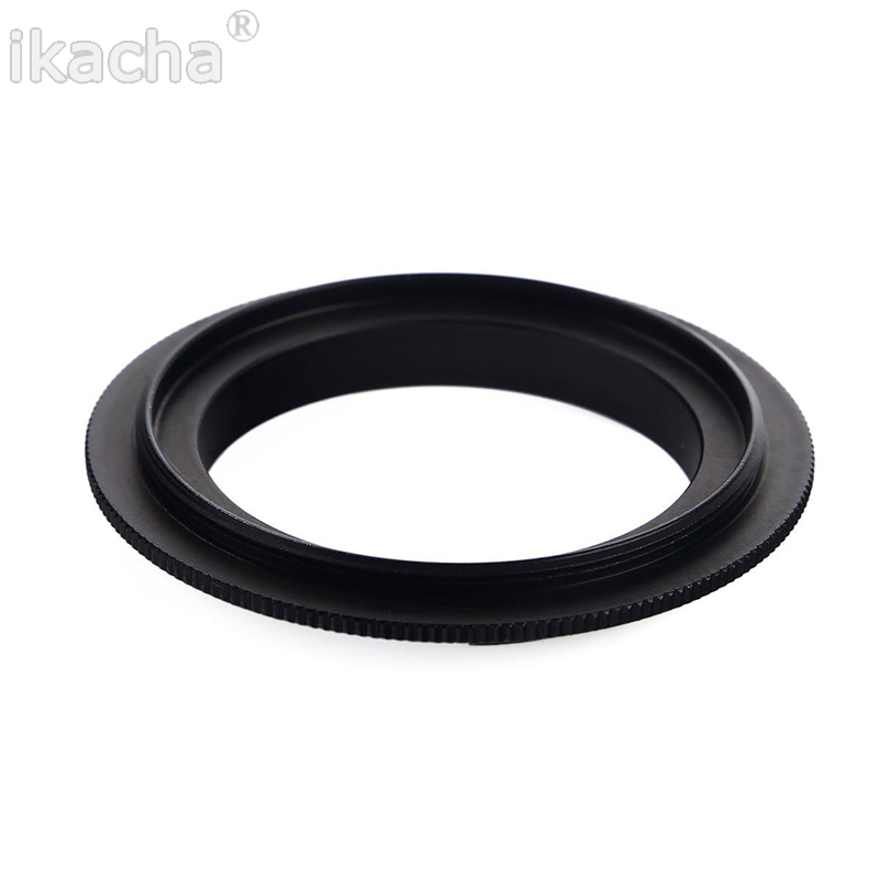 49 <font><b>52</b></font> 55 58 62 <font><b>67</b></font> 72 77mm Macro Reverse lens Adapter Ring For Sony AF A77II A58 A99 A65 A57 A77 A900 A55 A35 A700 A580 A560 image