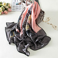 180x90 Eagle Digital Print Scarf Women Classical Silk Scarves Brand Luxury Femme Foulard New [1929]