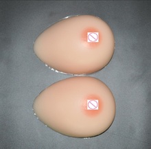 38DD/40D/36E Cup 1400g Silicone Breast forms
