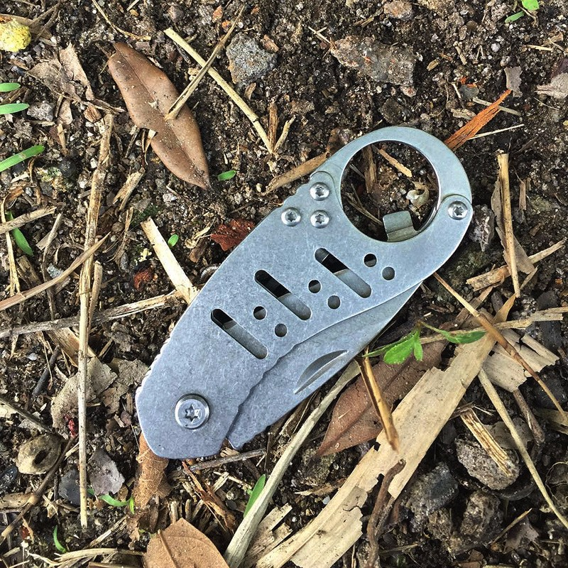 Kicsi összecsukható kés; mini kulcs kés; kiváló ajándék kés - Kézi szerszámok - Fénykép 3